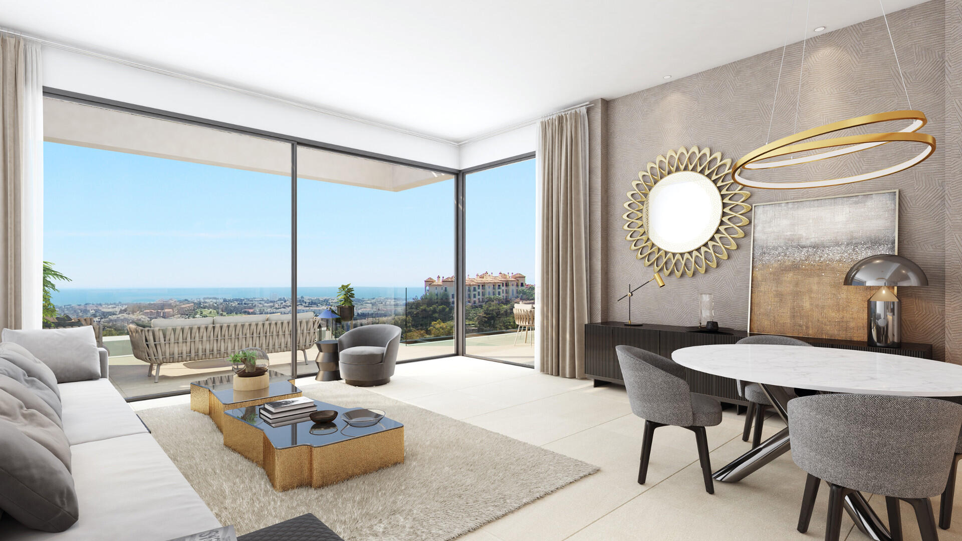 New developments for sale in Benahavis