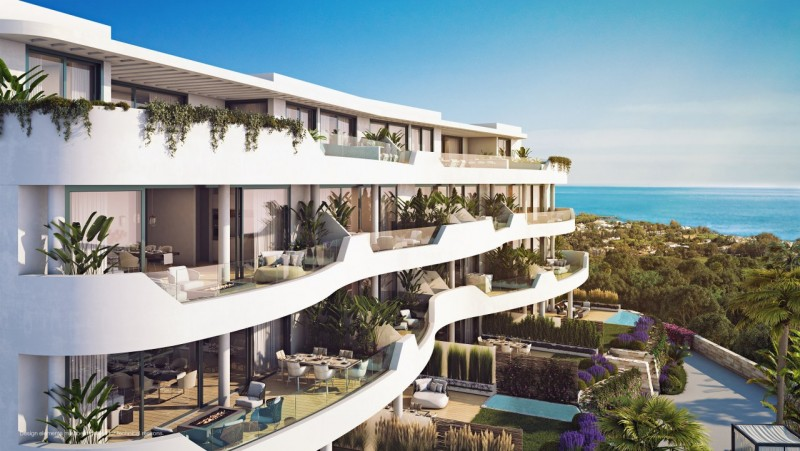 New developments for sale in benalmadena